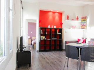 cosy appart 1-4 personnes centre Aix historique - Aix-en-Provence vacation rentals