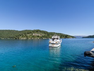 Dream 2BR apartment3#Mljet#seaview - Polace vacation rentals