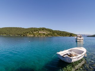 Dream 2BR apartment4#Mljet#seaview - Polace vacation rentals
