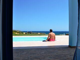 NERIDA Beachfront Villa1 AMMOS  South Rodos - Kattavia vacation rentals