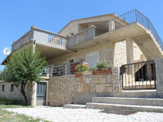Modern stone house close to sea - Obrovac vacation rentals
