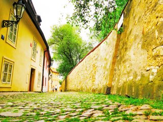 Garden Residence Prague Castle - Prague vacation rentals
