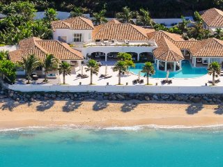 PETITE PLAGE IV...amazingly beautiful 4+ 1 BR  villa with private beach in Grand Case - Grand Case vacation rentals