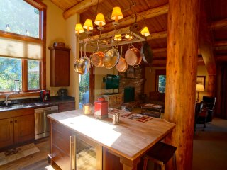 Norwegian Log Town Home - Steamboat Springs vacation rentals