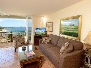 1BD Mana Kai Maui Oceanfront on Best Beach! - Kihei vacation rentals
