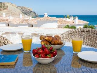 House with a fantastic sea views - Luz vacation rentals