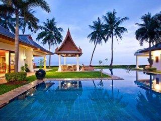 Maenam 6026 - Luxury Beachfront With Chef Service - Mae Nam vacation rentals