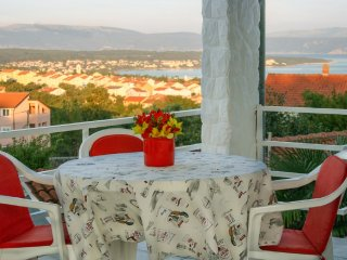 apartment Ivo with sea view & large terrace - Malinska vacation rentals