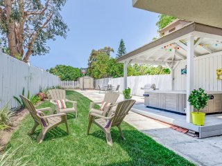 Big 4BR House w/ Hot Tub, Office, & Pool Table! - Redondo Beach vacation rentals