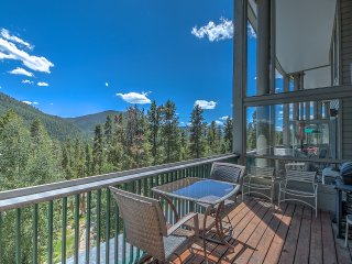 Outstanding View-Hot Tub- Elevator-Quiet - Keystone vacation rentals