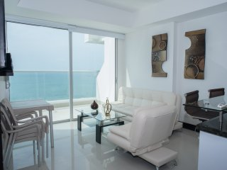Luxury Apartment Front Beach - Cartagena vacation rentals