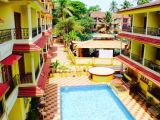 Penthouse Apartment In Candolim - Candolim vacation rentals