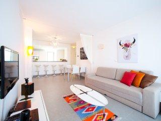 Nice 2 bedroom Apartment in Cala Tarida - Cala Tarida vacation rentals