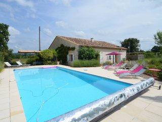 Character stone cottage with private pool - Pessac-sur-Dordogne vacation rentals