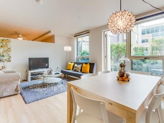 Dog-friendly South Lake Union condo w/ great amenities! - Seattle vacation rentals