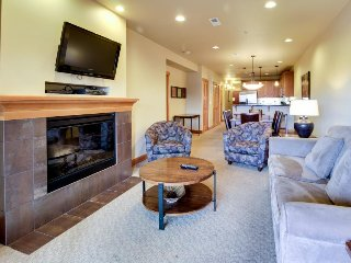 Updated, modern condo near Lake Chelan with a shared pool, hot tub & gym! - Chelan vacation rentals