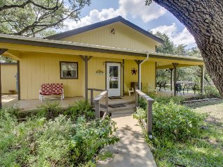 Dog-friendly home with a wrap-around porch, close to the river and town! - Wimberley vacation rentals