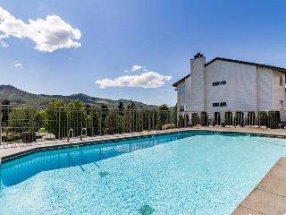 Bright Lake Chelan condo w/ shared swimming pool/hot tub! - Chelan vacation rentals