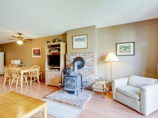 Charming condo w/ shared hot tub - near golf, ski trails & fishing! - Pittsfield vacation rentals