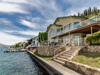 Lakefront house with gorgeous interior and shared dock! - Chelan vacation rentals