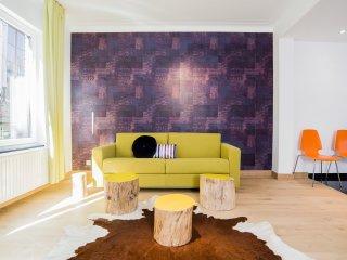 Smartflats Perron 202 - 2Bed - City Center - Liege vacation rentals