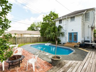 Uptown Gem-Four Bedroom with Pool - New Orleans vacation rentals