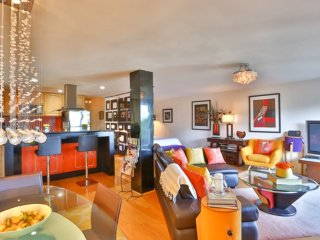 Beautiful furnished apartment in Corona Heights with stunning views - Forest Knolls vacation rentals