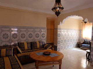 Appartement avec 2 chambres á coucher - Tamrhakht vacation rentals