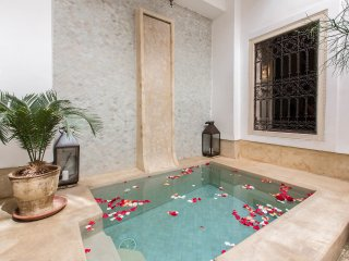 RIAD ETHNIQUE PRIVATE RENTAL WI-FI POOL IN MEDINA - Marrakech vacation rentals