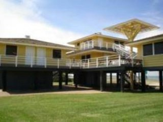 Views of the Jetties & Bay Areas, 5 bedroom, 5 Bath; Monthly Rentals Only - Port Aransas vacation rentals