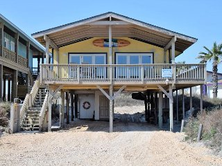 3306 On The Beach Home Sleeps 10 with Waterfront View - Port Aransas vacation rentals