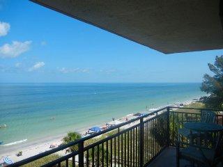 Updated Beachfront Condo - Indian Rocks Beach vacation rentals