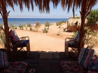 Bedouin Star Deluxe double beach bungalow Egypt - Nuweiba vacation rentals