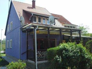 Haus zu vermieten am Bad-Bük, für 3 - 6 Personen - Buk vacation rentals