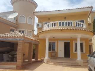 6 Bed Villa In Jacarilla, VistaBella, - Jacarilla vacation rentals
