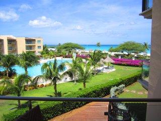 Amazing Pearl Two-Bedroom condo- BC253 - Eagle Beach vacation rentals