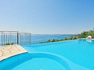 Villa Eleni with private pool and great seaviews - Barbati vacation rentals