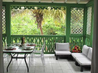 Lataniers 10 : tropical atmosphere close to beach - Orient Bay vacation rentals