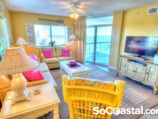 Super Affordable: Luxury 2 Bedroom Ocean View - North Myrtle Beach vacation rentals