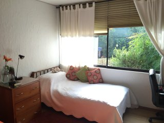 two individual room in a confortable big house - Santiago vacation rentals