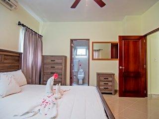 003- 2Bedroom 2bath Condo for rent Paradise Condos - Cabarete vacation rentals