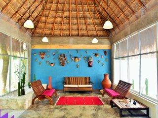 La Chingada, Beautiful garden house - Tulum vacation rentals