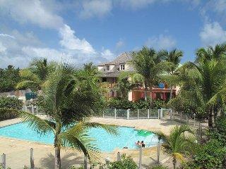 Caribean Riviera 4 luxury Orient Beach front condo - Orient Bay vacation rentals