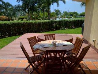 Beach Garden One-Bedroom condo - E124-2 - Eagle Beach vacation rentals