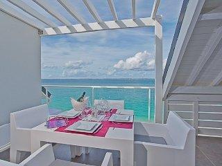 Fidji : Luxurious modern appt on Grand Case Beach - Grand Case vacation rentals