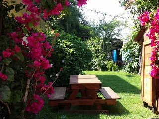 HOUSE WITH GARDEN, perfect for large families - San Cristobal de las Casas vacation rentals