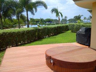 Beach Garden Two Bedroom condo - E124 - Eagle Beach vacation rentals