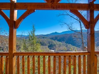 Luxurious 2BR Gatlinburg Falls Cabin w/ Mountain Views! Summer from $139!!! - Gatlinburg vacation rentals