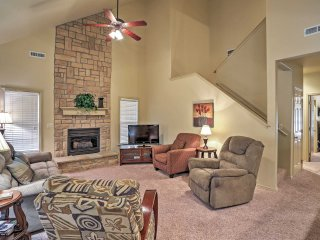 Inviting 3BR Branson Condo w/Wifi & Fantastic Community Amenities - Prime Location in StoneBridge Village, Back to the Ledgestone Golf Course! - Reeds Spring vacation rentals