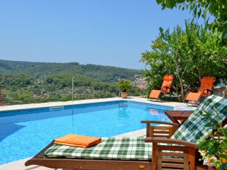 Mediterranean Stone House Villa with Pool in the Heart of the Island - Vrbanj vacation rentals